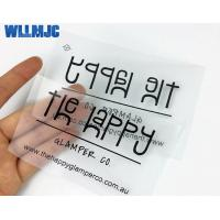 China Nontoxic Tagless Heat Transfer Label Free Design Service Offered on sale