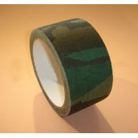 Buy cheap Good Adhesion Camouflage Adhesive Tape For Outdoor Activities product