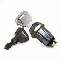 Buy cheap Alarm Switch Lock with Plus Flat and Tubular Key, Suitable for Security System product