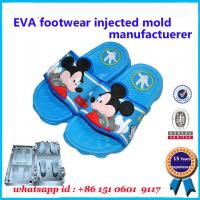 Buy cheap Durable Colorful Flip Flop Mold Fashionable And Original Design product