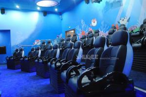 Buy cheap Sea World 5D Dynamic Cinema Amusement Park 12 Kinds Attractive Special Effects product