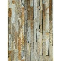 Buy cheap Exterior Stacked Slate Veneer Panels Outdoor And Indoor Decoration product