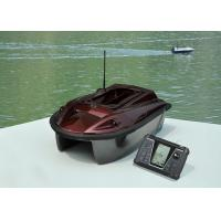 Quality Brown Eagle Finder Wireless Remote Control Bait Boats, High Speed Fishing Boat RYH-001A for sale