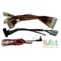 Buy cheap Custom Flexible PVC Jacket DC Power Cable Connectors With Copper Conductor product