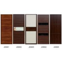 Images of Sliding Wardrobe Closet doors in melamine board and