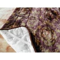 Buy cheap Antistatic Pure Cotton Blanket Raschel Mattress Blanket For Children/ Adults product
