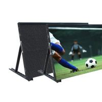 Buy cheap High Contrast Ratio Football Perimeter LED Display 360W 1920Hz Refresh Rate product