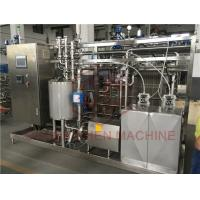 Buy cheap Small Fruit Juice Processing Equipment With Autoclave Sterilization Process product