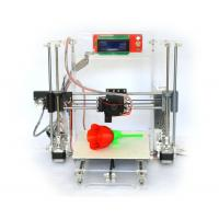 Buy cheap Reprap Prusa I3 Clear Frame Full 3d Printer Kit with LCD Screen Gt2 Mk8 product