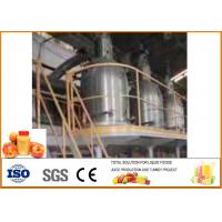 Buy cheap Atomatic Apple Jam / Paste Making Machine Processing Line CFM-S-04 product