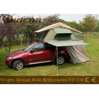 Buy cheap Camping Car Roof Top Tent 4WD Car Side Awning With Riptop Canvas product