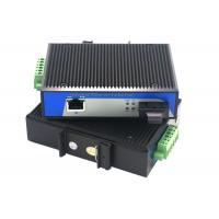 Quality Professional 1- Port Fiber Industrial POE Switch 48V1.25A Power Supply for sale