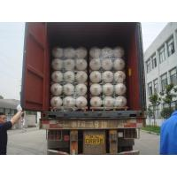 "Quality CrMo Steel High Pressure Cylinder , NGV2 2007 OD 14"" Composite Pressure Vessel for sale"