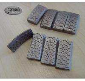 Buy cheap Mesh Type Diamond Core Drill Bit Segment For Concrete Coring , Long Life product