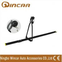 Buy cheap Universal iron car Roof Bike Carrier , Professional roof mount bike rack with key product
