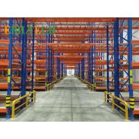 Buy cheap Q235 Warehouse Racking System , Commercial Warehouse Storage Shelving Systems product