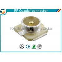 Buy cheap U.FL Connector Plug RF Coaxial Connector 50 Ohm Surface Mount product
