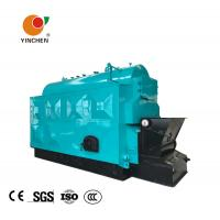 Buy cheap DZH/DZL Series Fire And Water Tube Boiler , Wood Pellet Coal Fired Steam Boiler product