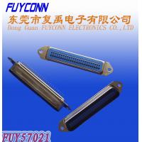 Buy cheap 14 24 36 50 Pin Straight PCB Mounting Centronics Connector Male Plug Type product