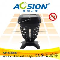 Buy cheap Advanced Solar Powered Mosquito Killer With UV Lamp product