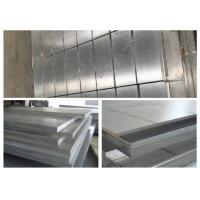 Buy cheap Foam Molding 7075 Aluminum Plate , T7651 6 Gauge Aluminum Sheet AlZn5.5MgCu product