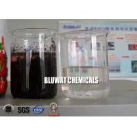 Quality High - Efficiency Color Removal Chemical , Dyeing Waste Water Treatment Chemicals for sale