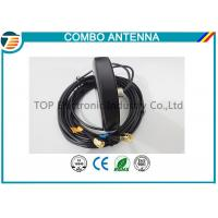 Low Profile GSM GPS Antenna For Vehicle Tracking External Wifi Antenna