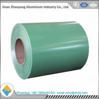 Buy cheap 3003 0.5mm 0.8mm Color Coated Aluminium Sheet Coil For Sandwich Panel ASTM Standard product