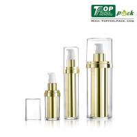 Buy cheap Vaccum Airless Pumps For Cosmetics , Airless Pump Cosmetic Packaging product