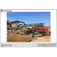 Buy cheap Open Pit DTH Drill Rig Machine  Separated Type 30m Depth 140mm Diameter product