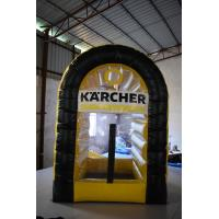 Buy cheap Interesting inflatable catching cash machine games inflatable outdoor games for from wholesalers