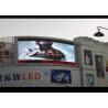Buy cheap P10 Front Service Digital Advertising Display Screens Billboard LED Display from wholesalers