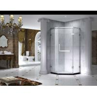 Buy cheap Luxury Style Framed Prime Quadrant Shower Enclosure With Sliding Door, AB 1231 product