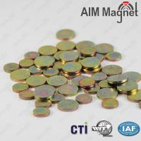 China N48 Neodymium Magnets 1/8 in x 1/2 in Cylinder on sale