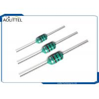 Buy cheap AL Series Solid Structure Color Codes Fixed Inductor 0410 3.3uH 10% 1KHZ High Q Value For Toy product