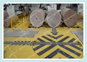 China Corrugated Paper Board  / Reel Handling Equipment 18 M / Min High Performance on sale
