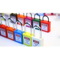 Buy cheap Long Shackle Safety Lockout Padlocks For Industrial Safety Color Optional product
