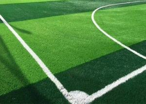 Buy cheap Water Fire Resistant Football Field Artificial Grass For Playground product