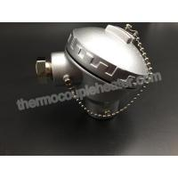 Buy cheap Aluminum Thermocouple Connection Head Good Mechanic Strength For Industry product