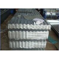 Buy cheap zinc corrugated roofing sheet product