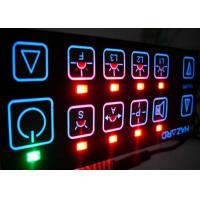 Buy cheap backlit LED Membrane Switch product