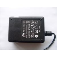 Buy cheap DC 12 Volt 1A 12W AC Power Adapter EN60950-1 UL FCC GS CE SAA C-TICK from wholesalers