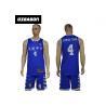 Buy cheap Youth Sublimation Kits Black Custom Basketball Uniform For Youth Boys product