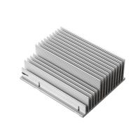 Buy cheap Electric 50w Aluminium Led Profiles Industrial Use , Extruded Heat Sink Profiles product