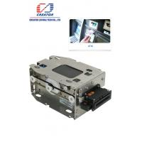 Buy cheap High Security Motorized IC Card Reader Writer , Smart Chip Card Reader For Kiosk Terminals product