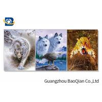 Buy cheap Stunning Animal Lenticular Flip / Amazing Naked 3D Lenticular Photography product