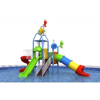 Buy cheap Backyard Childrens Summer LLDPE Outdoor Water Playground product