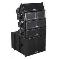 """Buy cheap 2*6.5 """" pro two way line array speaker system LA206 from wholesalers"""