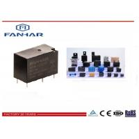 Buy cheap Lower Power Miniature Size Pcb Mount Latching Relay , Micro Latching Relay from wholesalers