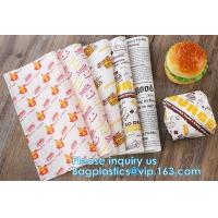 China Printed deli food wrapping wax paper wrap Wholesale from China,Butter Wrapping Paper Greaseproof Paper Food Grade Paper on sale